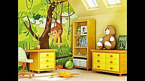 Kinderzimmer Junge Dschungel by 15 Einrichtungsideen F 252 R Dschungel Kinderzimmer Und Safari