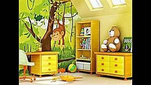 Einrichtungsideen Kinderzimmer Junge : 15 einrichtungsideen f r dschungel kinderzimmer und safari ~ Sanjose-hotels-ca.com Haus und Dekorationen