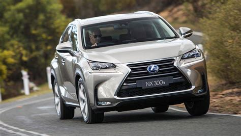 lexus nxh  sport suv  review carsguide