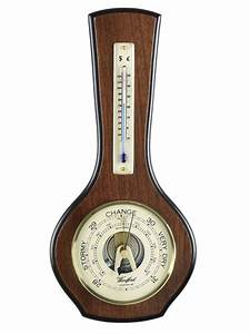 Woodford Wall Barometerr Thermometer Hygrometer | Silver2Love