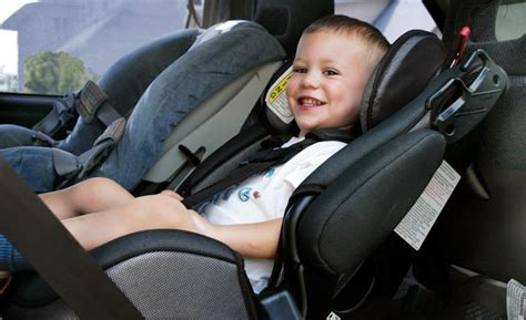 More States Change Car Seat Laws For Rear-facing Longer