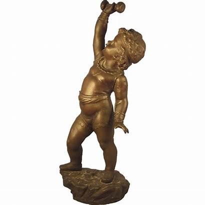 Bronze French Sculpture Century 19th Signed Nicolas