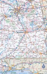 Rand McNally Road Atlas Map