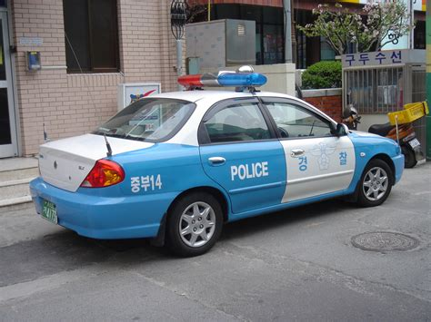 Korean Police Car, Ulsan.jpg