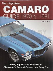 1974 Camaro Wiring Diagram Manual Reprint