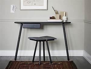 Konsolentisch Mit Schublade : konsolentisch georg desk von skagerak i holzdesignpur ~ Watch28wear.com Haus und Dekorationen