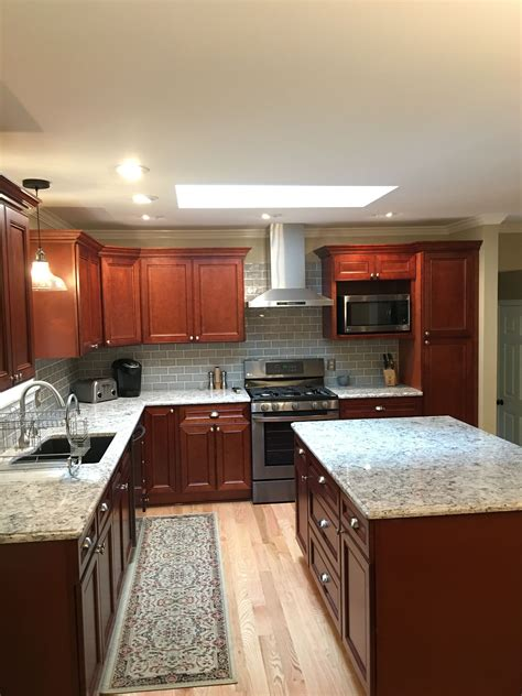 New Kitchen Cabinet Rochester Ny Shaker White Hardware