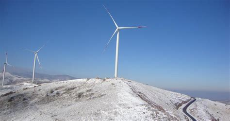 kayaduzu wind power plant turkey  gold standard