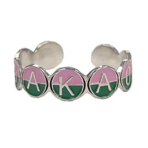 alpha kappa alpha colors alpha kappa alpha color ring the college crib