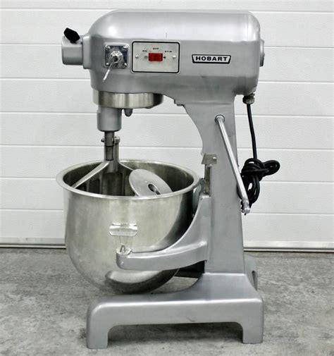 Kitchen Mixer Hobart by Dough Mixer Hobart 20 Quart Mixer Toronto Bakery And
