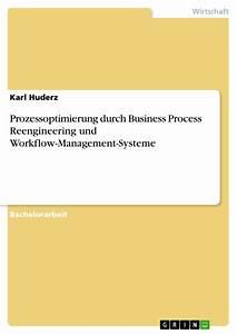 Prozessoptimierung Durch Business Process Reengineering