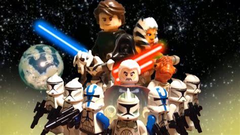 Lego Star Wars Season 1 Episode 4 A New Threat Stop