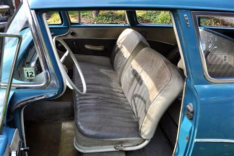 opel rekord interior rare wagon 1959 opel olympia rekord