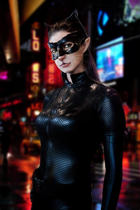Catwoman by OdysseusUT on DeviantArt