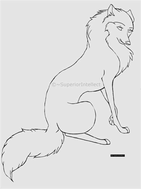 cartoon wolf  dog  art  superiorintellect