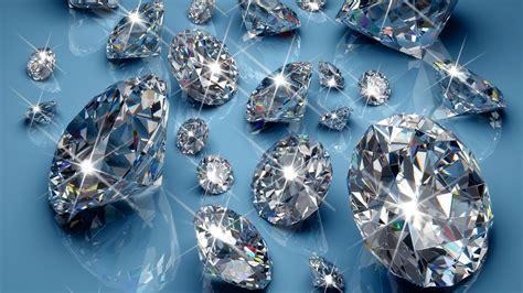 Wallpaper diamonds, 4k, 5k wallpaper, blue, light, shine