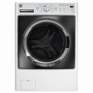 Kenmore Elite 41002 4 5 Cu  Ft  Front-load Combo Washer  Dryer - White