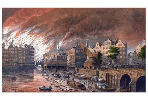 File Wikimedia Foundation Brand Postcard File Pincerno Der Brand 1842 B 246 Rse Und Rathaus Jpg