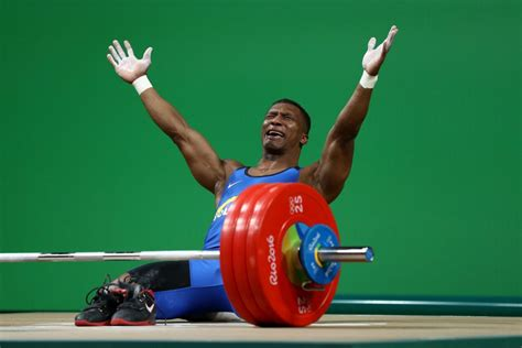 Panam Sports Stars Align For Pan American Weightlifting