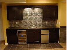 wet bar wall only fridge cabinets Ideas for my