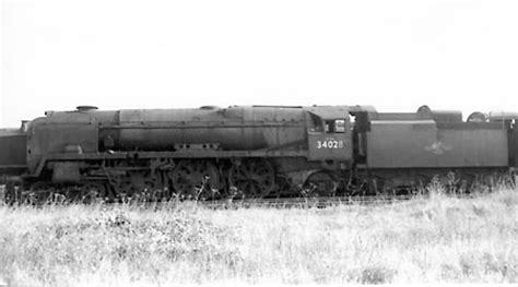34028 Eddystone  Br Service
