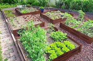 Carre De Jardin Potager : carr potager 150x150x40 acier corten o 39 bio potager ~ Premium-room.com Idées de Décoration
