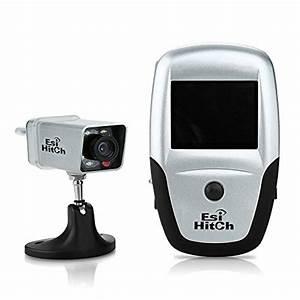 Esi Hitch Portable Wireless Vehicle Backup Camera Rear