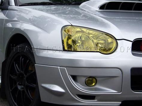 subaru headlight names headlight armor lighting protection and smoked taillight