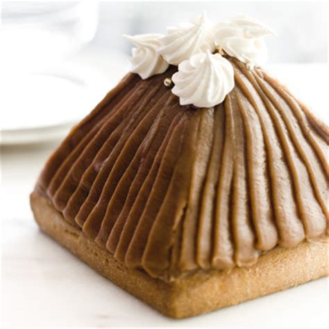 1000 images about mont blanc chestnut cake on