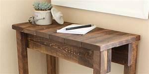 Diy Pallet Sofa Table Plans Home Fatare