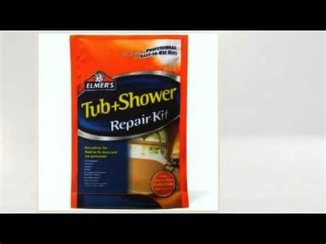 Shower Repair Kit - tub and shower repair kit