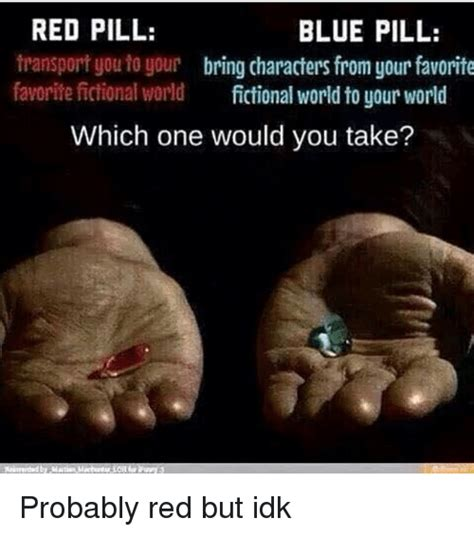 Blue Pill Red Pill Meme - funny red pill blue pill memes of 2017 on sizzle