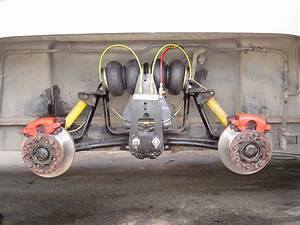 Quadra Bag 4 Bag Rear Suspension System