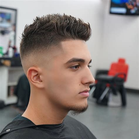 cool short hairstyles haircuts  men  guide