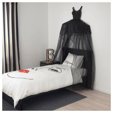 ikea canopy bed omedelbar bed canopy black ikea