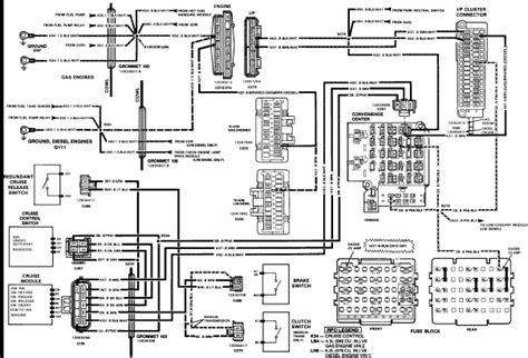 Need The Wiring Diagrams For Chev Suburban Cruise