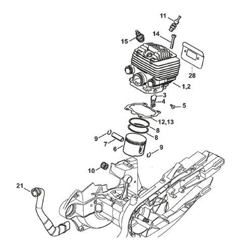 stihl ts parts manual