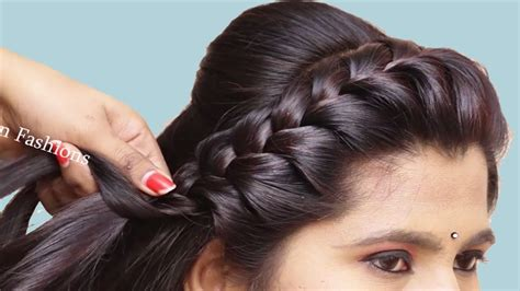 Hairstyles For Hair For by Beautiful Hairstyle For Hair With Trick Trendy