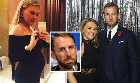 Harry Kane Girlfriend Katie Goodland Gareth Southgate