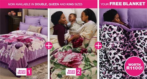 Amara   Blankets   homechoice