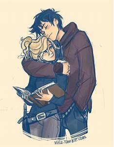 Percy & Annabeth | Seaweed brain | Pinterest