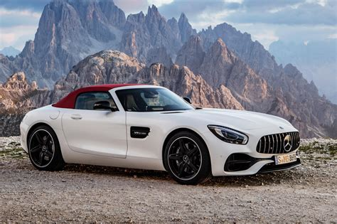 Mercedes-AMG reveals GT Roadster and GT C Roadster by CAR ...