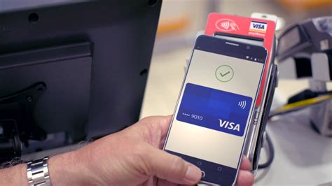 Contactless Mobile Payment by Mobile Contactless Payments Visa