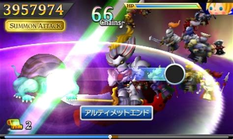 theatrhythm final fantasy curtain call footage and