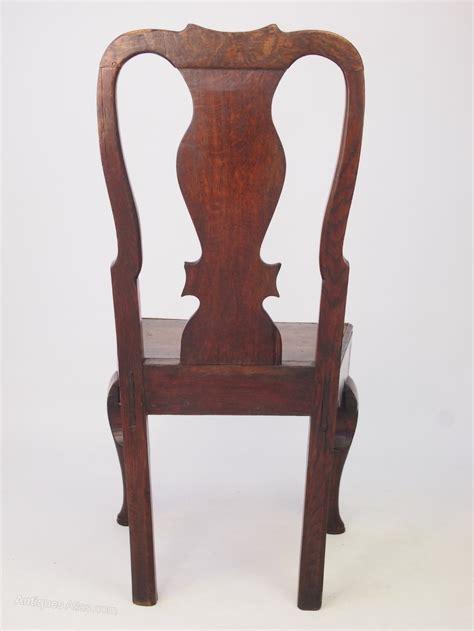 18th century antique oak side chair chair antiques