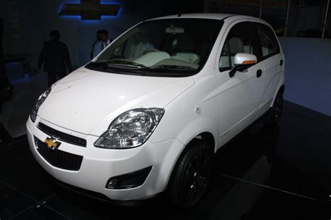 Chevrolet E-spark Is The Electric Car For The Indian Car