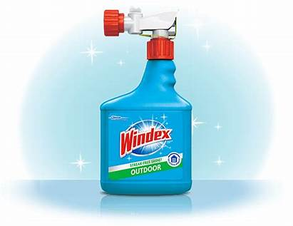 Windex Cleaner Window Hose Windows Sprayer Clean