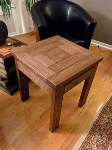 1000 ideas about end table plans on pinterest tile With 2x4 coffee table