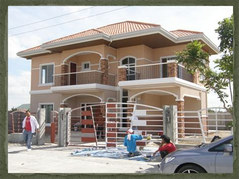storey house design philippines small  storey house designs filipino house plans