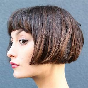20 Best Short Hairstyles For Thick Hair 2019 Short